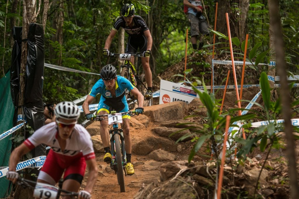 Weltcup Cairns – Top Ten MTBen