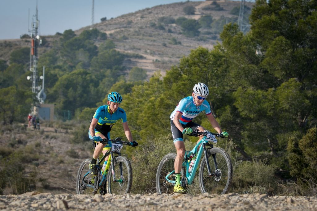 Costa Blanca Bike Race 1